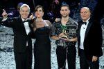 """Sanremo: i """"ragazzi italiani"""" veri, lo spettro meticciato e la propaganda politica"""