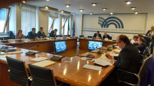 calabria, conferenza regioni, fondo sanitario, Mariateresa Fragomeni, Franco Pacenza, Mariateresa Fragomeni, Calabria, Politica
