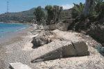 Villa San Giovanni, allarme erosione costiera: chiesto intervento urgente