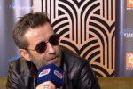 """Le interviste di Sanremo, Silvestri: """"Vale la pena tornare al Festival"""""""