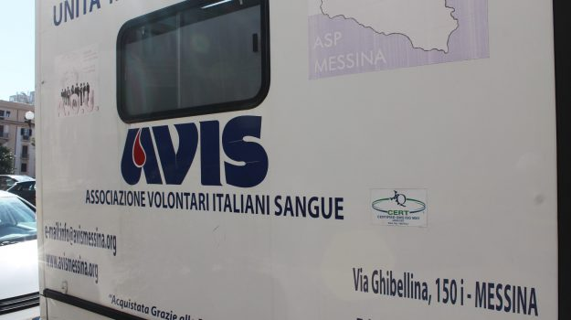 coronavirus, raccolta, sangue, Messina, Sicilia, Cronaca