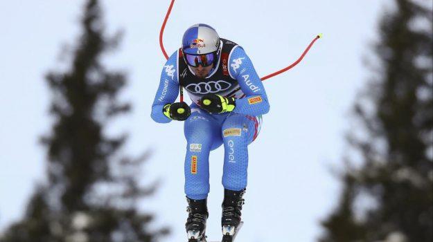 mondiali sci, oro paris, superg, Dominik Paris, Sicilia, Sport