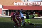 Un buon Messina perde 1-0 ad Acireale, a segno Manfrellotti
