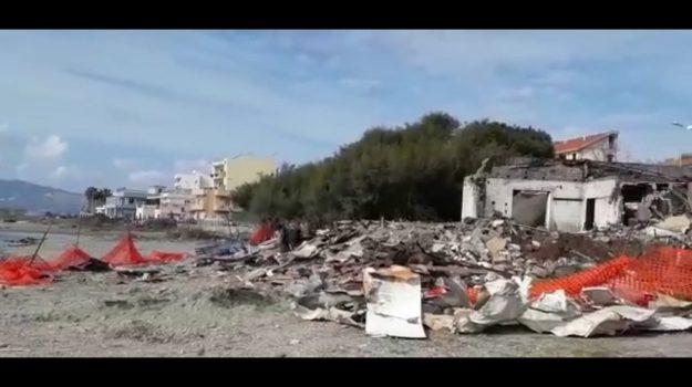 demolizione ex fata morgana reggio, Reggio, Calabria, Cronaca