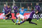 Serie A, Lafont ferma il Napoli: con la Fiorentina finisce 0-0