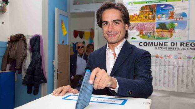 politica reggio, Giuseppe Falcomatà, matteoo renzi, Reggio, Calabria, Politica