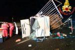 Incidente in autostrada tra Serre e Mileto, tre feriti nello scontro