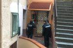 Omicidio Longobucco a Corigliano, il video dei rilievi in casa della vittima