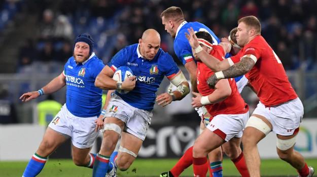 italia-galles, rugby, sei nazioni, Sicilia, Sport