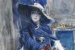 La Divina in Blu, Giovanni Bolzini