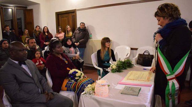 matrimonio, migranti, roseto capo spulico, Cosenza, Calabria, Società