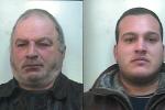 Coltivavano 300 piante di marijuana a Oppido Mamertino, arrestati padre e figlio