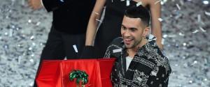 """Sanremo, Mahmood vince a sorpresa il festival: """"Non ci credo, è incredibile"""""""