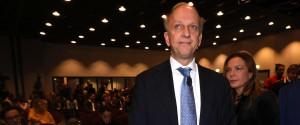 Il ministro dell'Istruzione, dell'Università e della Ricerca, Marco Bussetti