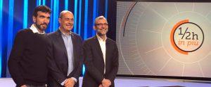 Maurizio Martina, Nicola Zingaretti, e Roberto Giachetti