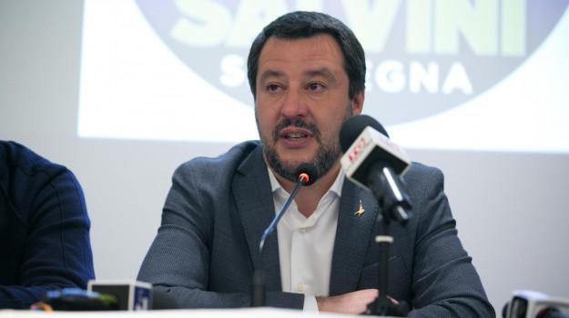 accordo mafia ndrangheta, arresti fra sicilia e calabria, blitz antimafia agrigento, Matteo Salvini, Sicilia, Politica