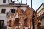 Trebisacce, scoperte tre antiche nicchie durante i lavori a Monte Calvario