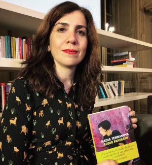 """Nadia Terranova, il suo """"Addio fantasmi"""" è stato tra i casi letterari del 2019"""