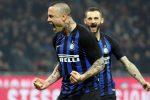 Serie A: l'Inter vince senza Icardi, la Lazio cade a Genova. Sprint salvezza per Empoli e Udinese