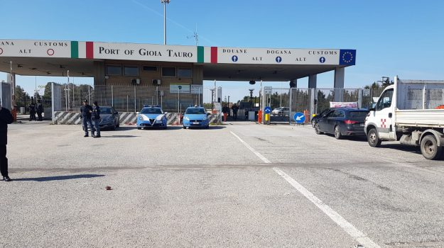 Contship Italia SpA, imprenditori Reggio, mct, terminal Gioia Tauro, Francesco Russo, Giuseppe Nucera, Reggio, Calabria, Economia