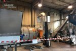 L'impianto di produzione di pellet
