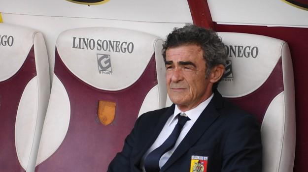 calcio, serie c, Gaetano Auteri, Gianluca Grassadonia, Catanzaro, Calabria, Sport