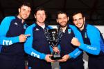 Mondiali di sciabola, trionfo azzurro nella gara a squadre