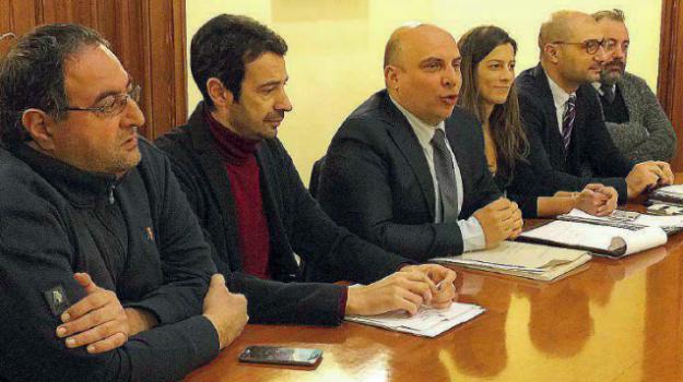 ispettori ministeriali reggio, reggio, Giuseppe Falcomatà, Reggio, Calabria, Politica