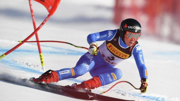 mondiali di sci, superg, sofia goggia, Sicilia, Sport