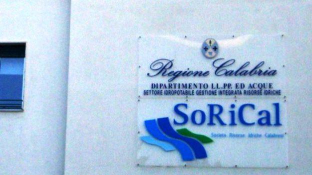 calabria, servizio idrico, sorical, Baldassare Quartararo, Carlo Guccione, Calabria, Politica