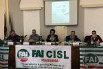Messina in pole nell'agroalimentare, la Cisl punta sul lancio di un marchio locale