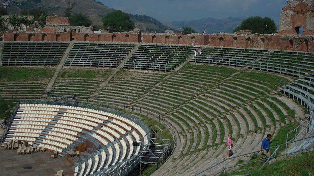comune di Taormina, percentuale sui ticket, regione siciliana, teatro antico, Messina, Sicilia, Economia