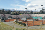 La struttura del Tennis Club di Rende