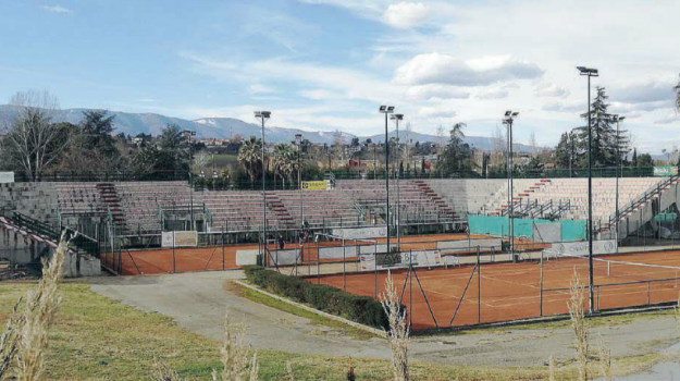 affidamento pubblico, rende, tennis club, Cosenza, Calabria, Economia
