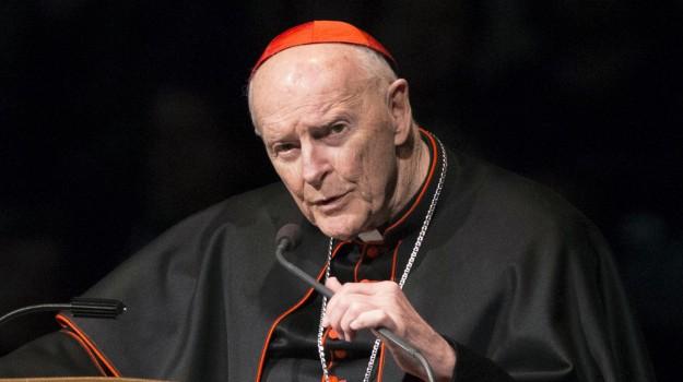 arcivescovo washington pedofilia, Theodore Edgar McCarrick, Sicilia, Mondo