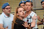Omicidio Loris, Veronica Panarello a processo per le minacce di morte all'ex suocero