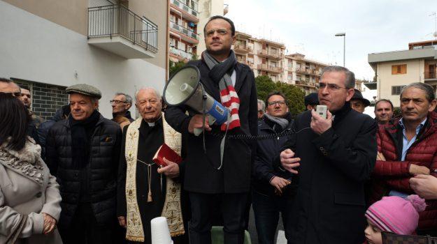 consiglio comunale, messina cateno de luca, risanamento, Cateno De Luca, Dafne Musolino, Messina, Sicilia, Politica