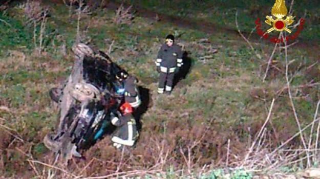 incidente Luzzi, Cosenza, Calabria, Cronaca