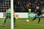 Soccer: Napoli, Inter win in Europa League