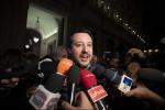 Diciotti, Salvini: non temo il voto del M5S, il governo non cadrà