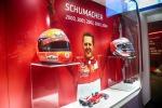 Exhibition 'Michael 50' at Ferrari Museum