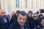 il ministro per le Politiche Agricole Gian Marco Centinaio