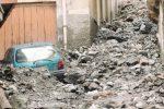 Alluvione di Messina, 10 anni dopo la parola finale della Cassazione: le foto della tragedia del 2009