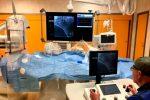 A Catanzaro uno stent al cuore impiantato da robot: è il primo caso in Italia