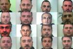 """Biancavilla, così il clan gestiva lo spaccio """"in esclusiva"""": 16 arresti - Nomi e foto"""