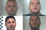 La droga spacciata anche davanti ai bambini, il blitz di Palermo - Nomi e foto degli arrestati