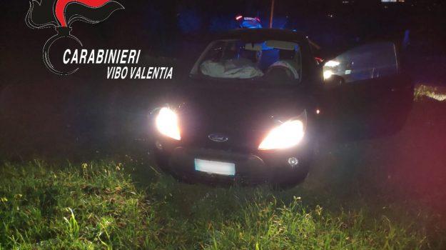 furto auto pizzo, Catanzaro, Calabria, Cronaca