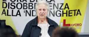 Rosaria Scarpulla, la mamma del biologo ucciso