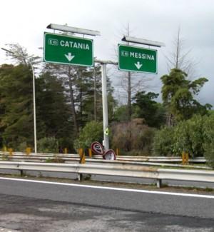Niente pedaggio sulle autostrade siciliane A18 e A20 per la crisi da coronavirus