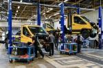 Produzione industriale in crescita in Italia